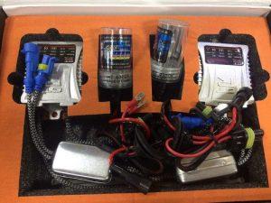 کیت اصلی زنون GTR 65W لامپ CNLIGHT