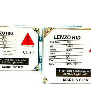 lenzo xenon 75w