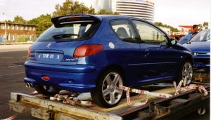 خرید خودرو 206 RC
